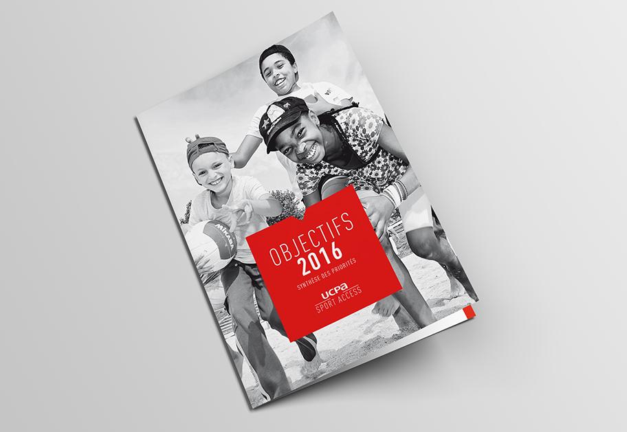Identité de marque UCPA - Objectifs 2016