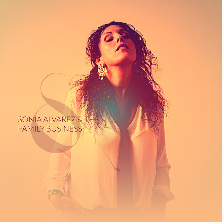 Sonia Alvarez - Album cover proposition 2
