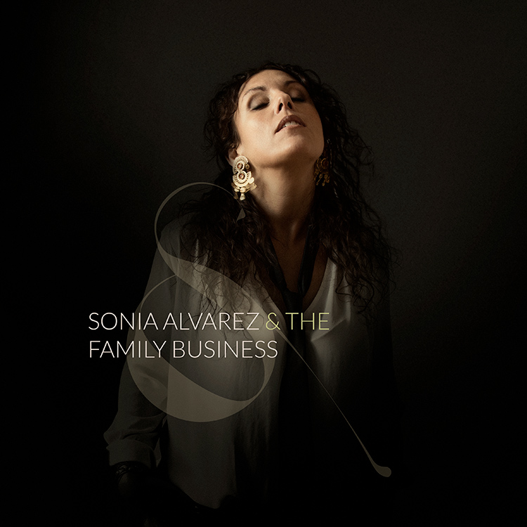 Sonia Alvarez - Album cover proposition 3