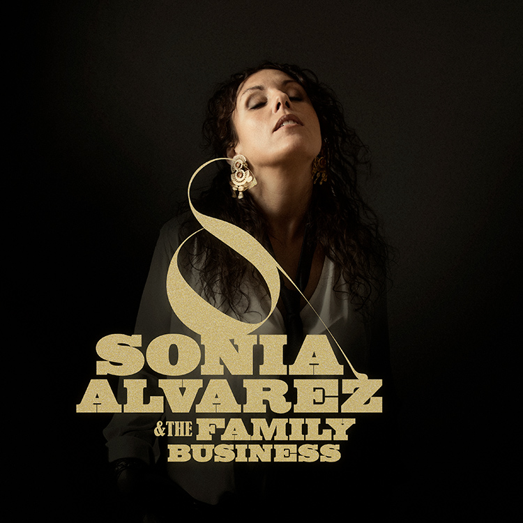 Sonia Alvarez - Album cover proposition 4