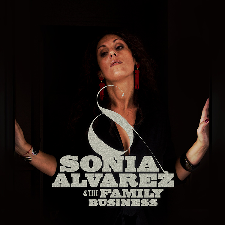 Sonia Alvarez - Album cover proposition 6