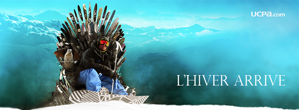 UCPA Game of Thrones - Cover facebook