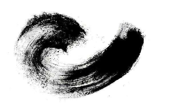 UCPA Logo École de surf 25 ans - Chiffre