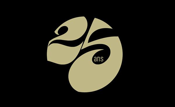 UCPA Logo École de surf 25 ans - Sans vague