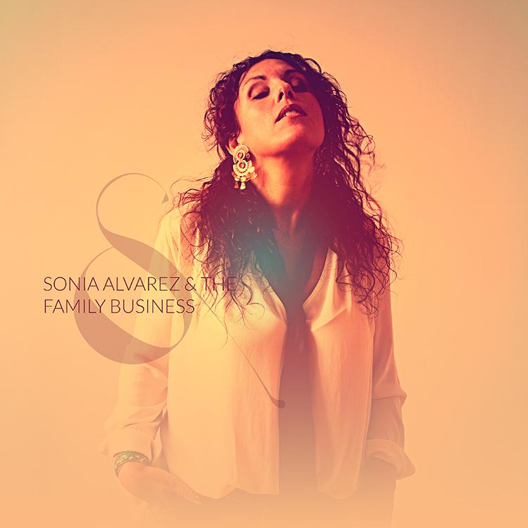 Sonia Alvarez - Album cover proposition 2