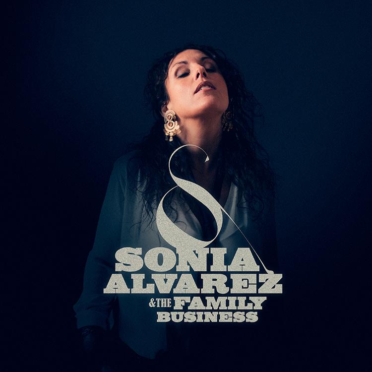 Sonia Alvarez - Album cover proposition 5