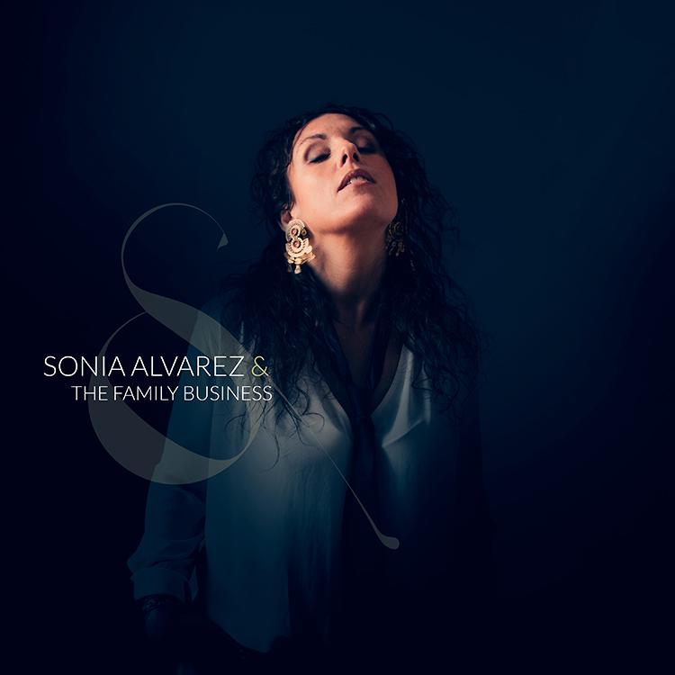 Sonia Alvarez - Album cover retenue